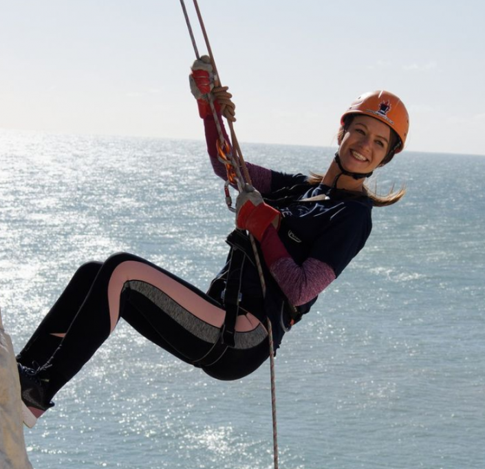 Raystede Abseil Challenge