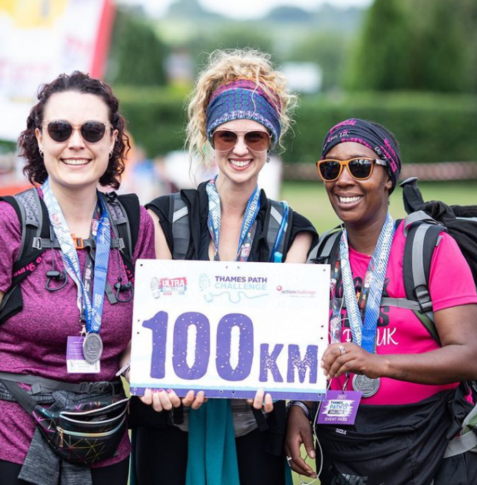 TP 100km Finishers